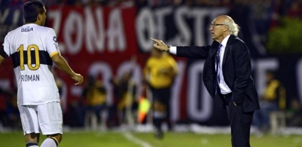 Sem clube desde agosto de 2014, Bianchi se torna opção do Cruzeiro