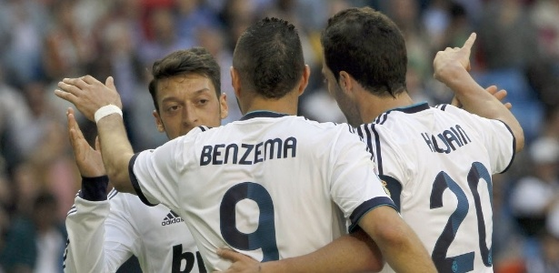 Özil defendeu o Real Madrid entre 2010 e 2013
