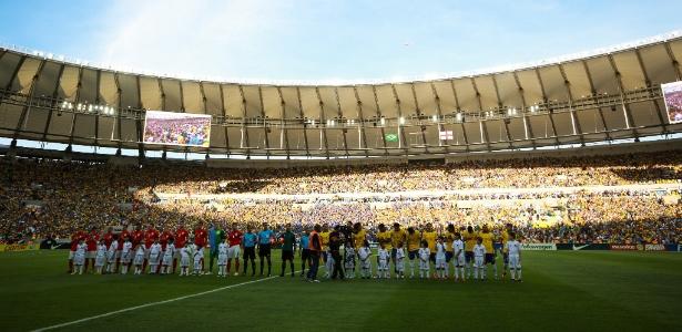 Maracanã, o segundo estádio mais caro da Copa, será totalmente pago pelo governo do Rio de Janeiro