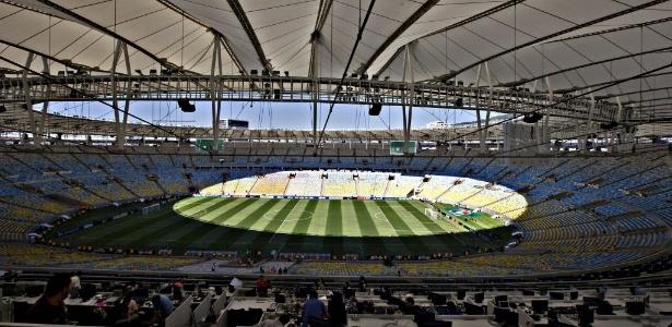 Rio estimula transporte público para o Maracanã e usa feriado para facilitar acesso