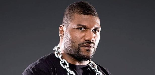 Quinton Jackson, ex-campeão dos meio-pesados do UFC - Divulgação