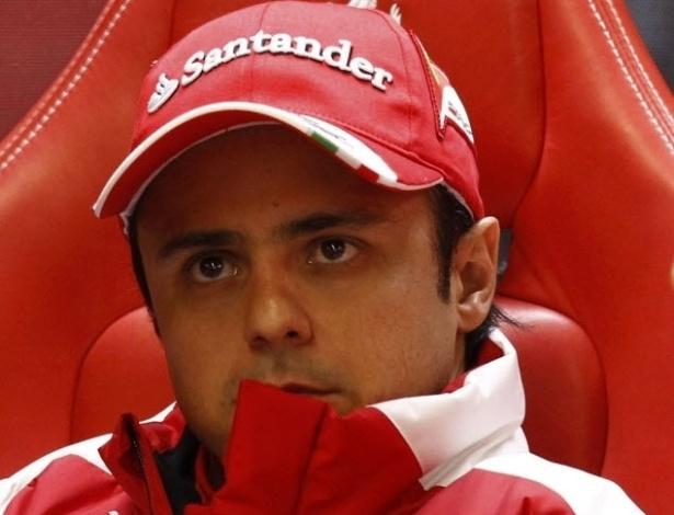 Massa acompanha imagens do primeiro treino livre para o GP do Canadá