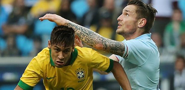Brasil e França se enfrentaram em junho de 2013. O novo desafio está marcado para março de 2015 - Flavio Florido/UOL