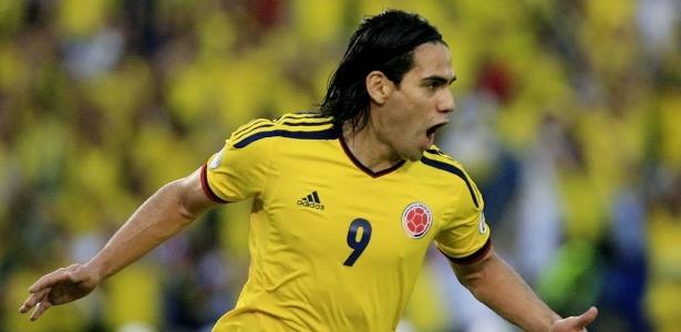 A Colômbia, de Falcão Garcia, tem grandes chances de ser cabeça de chave na Copa 2013