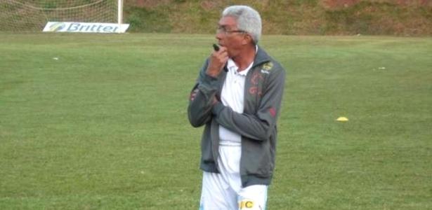 Givanildo Oliveira não conseguiu levar o Náutico de volta para a Série A