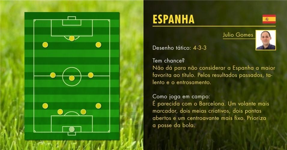 9ffdb4e8c4 Goleiro espanhol diz que time é encarado hoje como Brasil do passado ...