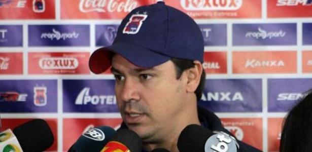 Dado Cavalcanti quer contar com mais atletas jovens no Ceará em 2015