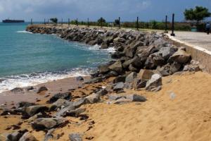 Sofrendo com seca há seis anos, Ceará vai usar água do mar para consumo (Foto: Flávio Florido/UOL)