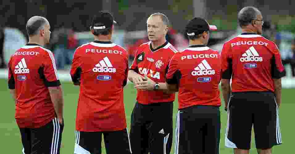Alexandre Vidal/Divulgação Flamengo