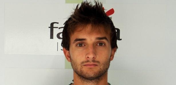 Fabrício Lusa, volante que disputou o Gaúcho pelo Juventude e deve ser anunciado pelo Bahia