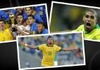 Você sabe tudo sobre a seleção brasileira na Copa das Confederações? - Arte/UOL