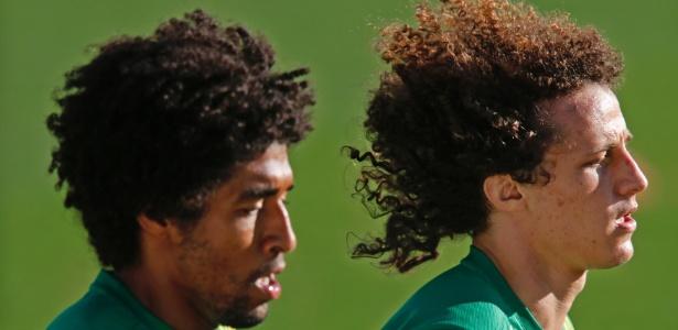 Dante e David Luiz foram procurados pela APEX para divulgar marca Brasil