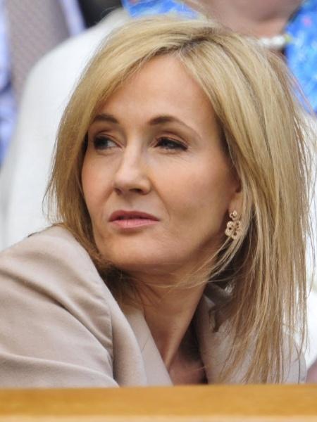 """J.K. Rowling, autora de """"Harry Potter"""" - AFP PHOTO/GLYN KIRK"""