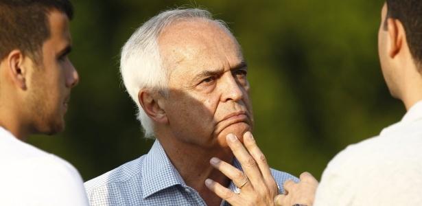 Carlos Augusto de Barros e Silva, o Leco, é o favorito à presidência do SP - Fabio Braga/Folhapress