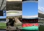 Você sabe tudo sobre os estádios da Copa das Confederações? - Arte UOL