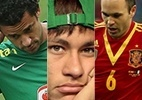 O que você sabe sobre o duelo entre Brasil e Espanha? - Arte/UOL