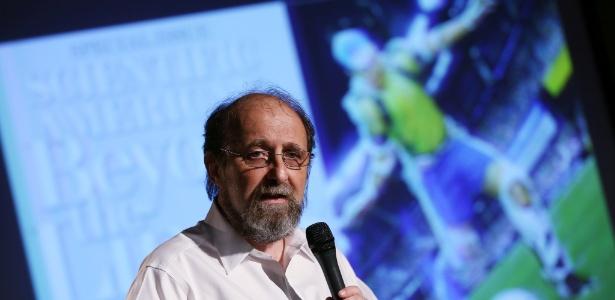 """Cientista Miguel Nicolelis comanda o projeto """"Andar de Novo"""""""