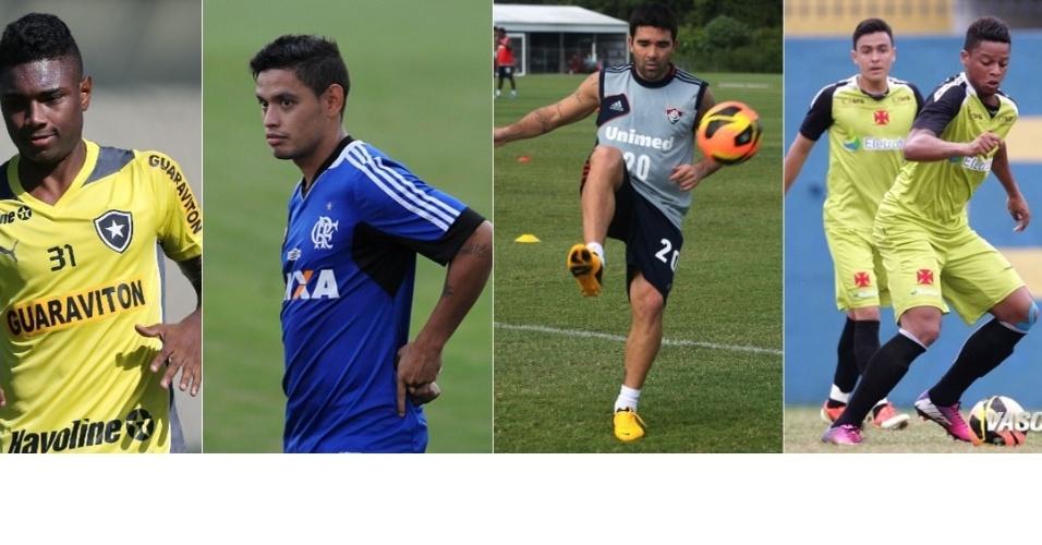 Viagens canceladas e perda de peças marcam parada dos grandes cariocas -  01 07 2013 - UOL Esporte d45014aad3b54