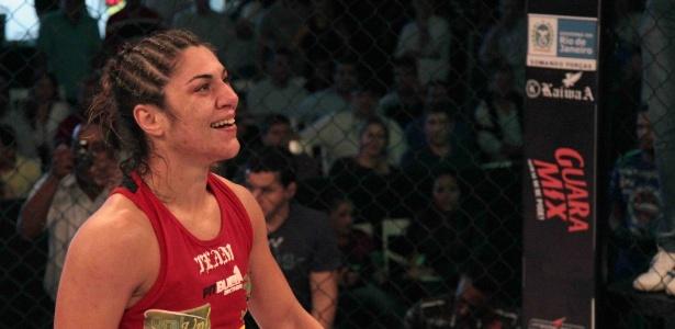 Bethe Correira já sabe quem será sua próxima adversária no UFC - Divulgação/Fernando Azevedo