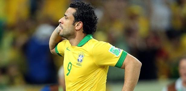 Artilheiro da seleção na Copa das Confederações, Fred está na lista dos 23 da Copa