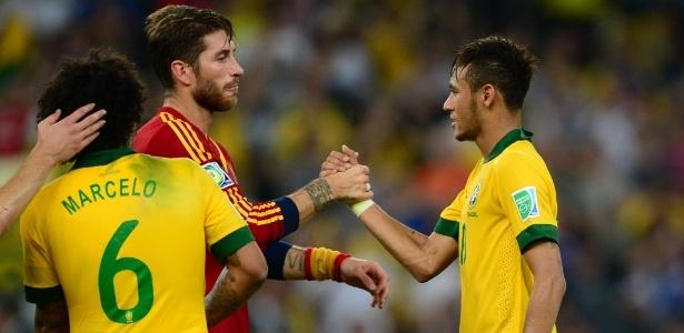 Real sonha com a contratação de Neymar, mas vínculo com o PSG vai até 2022