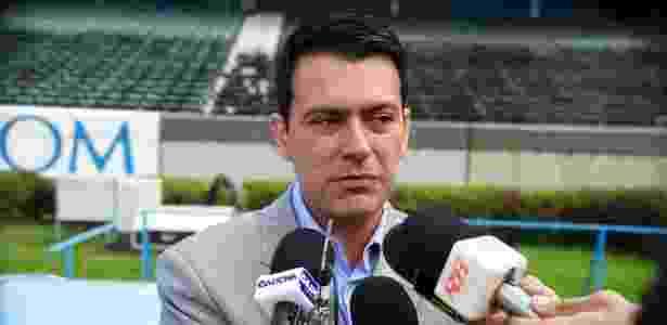 Rui Costa agora é gerente de futebol no Atlético-PR - Lucas Uebel/Preview.com