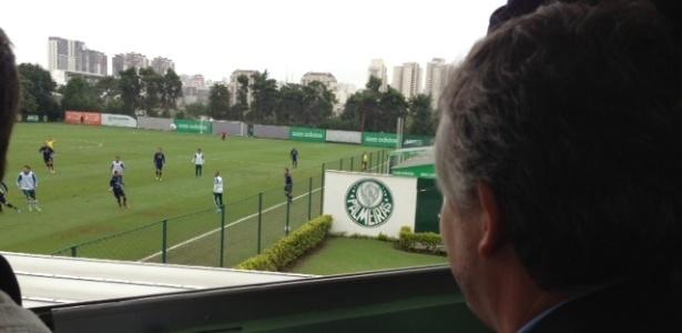 Academia de Futebol do Palmeiras saiu da lista de CTs que receberão seleções na Copa de 2014