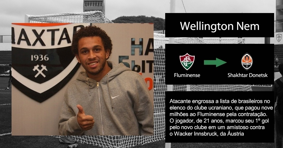 Wellington Nem
