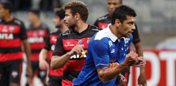 Diego Souza foi contratado pelo Cruzeiro no final do ano passado