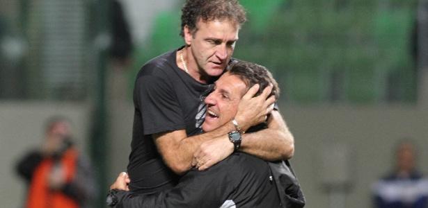 Cuca foi campeão da Libertadores pelo Atlético-MG - EFE/Paulo Fonseca