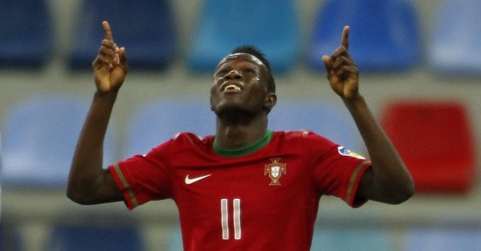 Bruma é considerado uma das revelações do futebol português