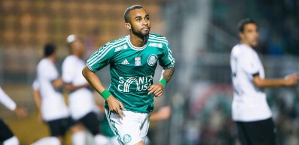 Wesley marcou um golaço para o Palmeiras na vitória por 4 a 0 contra o Icasa - Leonardo Soares/UOL