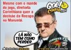 Corneta FC: Corinthians quer mandar final no Morumbi