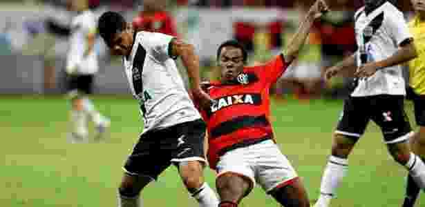 Flamengo e Vasco se enfrentam no primeiro turno; Cruzmaltino está insatisfeito com preferência ao rival - Pedro Ladeira/Folhapress