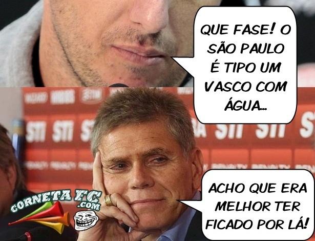 Corneta FC: Má fase coloca São Paulo como