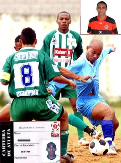 bf84d3b0f7b9a O atual time do Flamengo tem outro atleta com origem no futebol amador de  São Paulo. Ex-Corinthians