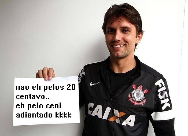 Por 100º gol, corintianos pedem para Rogério Ceni não se aposentar