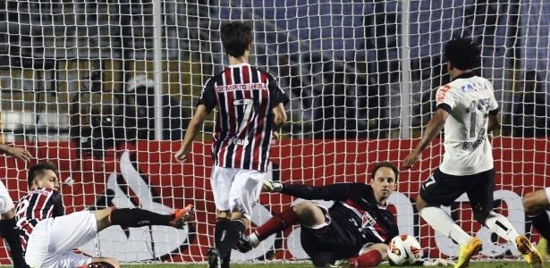 Goleiro afirmou que atacante do São Paulo é um dos seus melhores amigos no futebol
