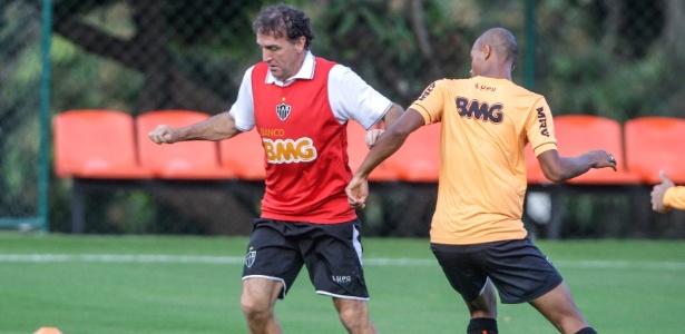 Cuca admite que frequentes desfalques atrapalham rendimento do time no Brasileirão  - Bruno Cantini/site oficial do Atlético-MG