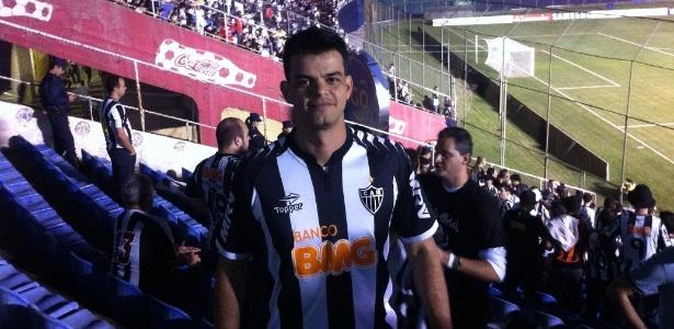 Bruno Capuruçu esteve no Defensores del Chaco na derrota para o Olimpia, por 2 a 0 - Arquivo pessoal