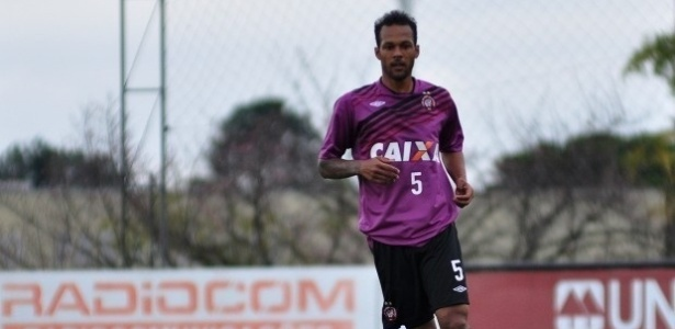 Bruno Silva, volante do Atlético-PR