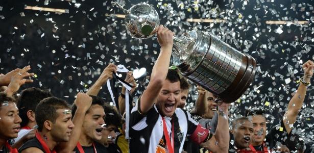 Campeão em 2013, Atlético-MG está muito perto de jogar a Libertadores pelo quinto ano seguido