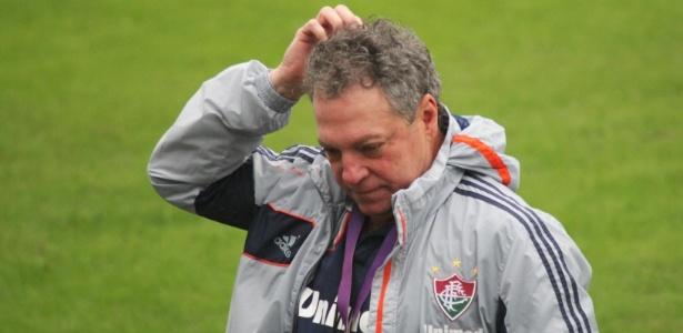 Abel Braga já foi campeão brasileiro e estadual pelo Fluminense