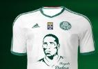 Palmeiras jogará com camisa em homenagem a Djalma Santos