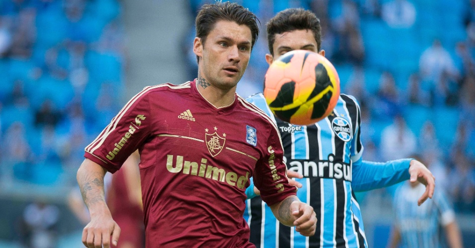 Ex-Inter, Rafael Sóbis encara o antigo rival em Porto Alegre