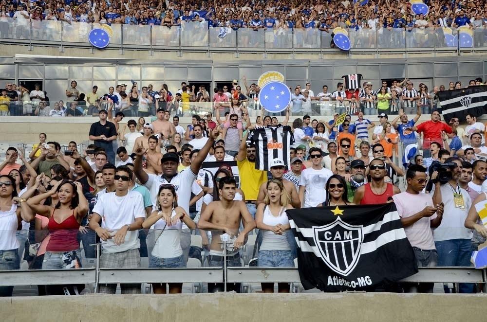 072bebf32c520 Atlético campeão e Cruzeiro líder transformam BH em  capital do futebol  -  30 07 2013 - UOL Esporte