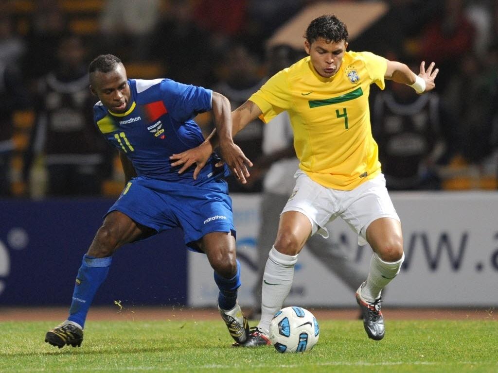 Chucho Benítez morreu aos 27 anos; o ex-jogador do Equador enfrentou a seleção brasileira em 2011, pela Copa América