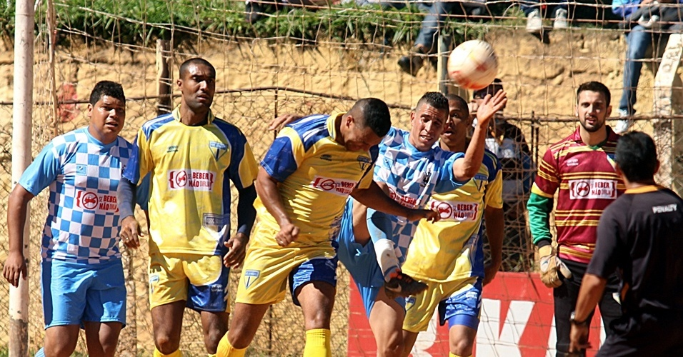 São Marcos, de Pirituba, se classificou com o empate por 1 a 1 contra o Juventus, da Vila Zatt, na Série B
