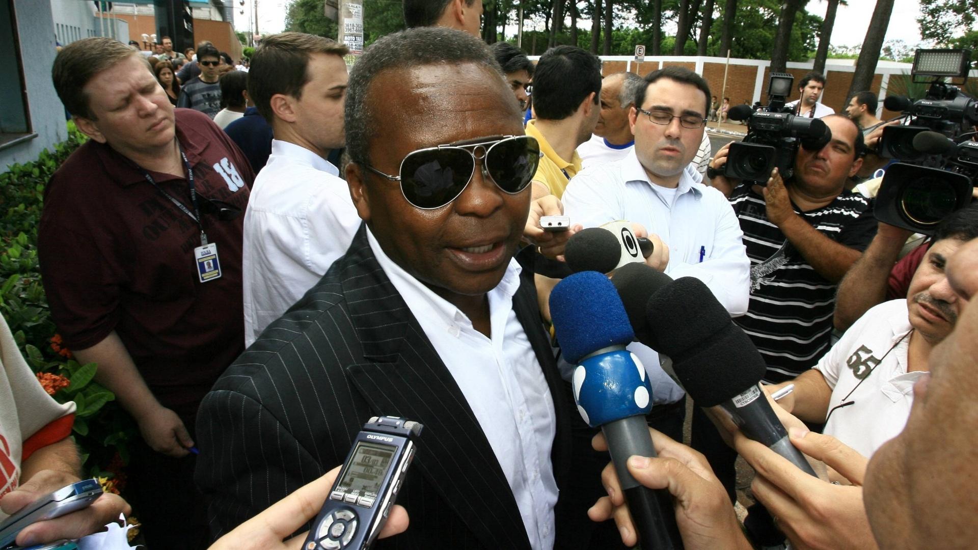 Wladimir, ex-jogador do Corinthians