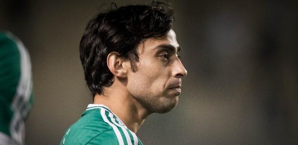 Depois de ser poupado, Valdivia deve ser reforço no Palmeiras para o duelo com o Paraná - Rodrigo Capote/UOL